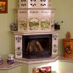 kachľové pece, kachľové krby, sporáky, Remaart Modra, keramické šperky, historické nádoby,